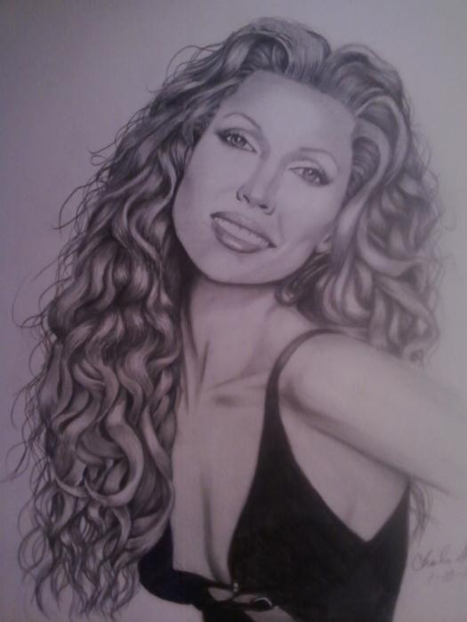 Vanessa L. Williams by charles18